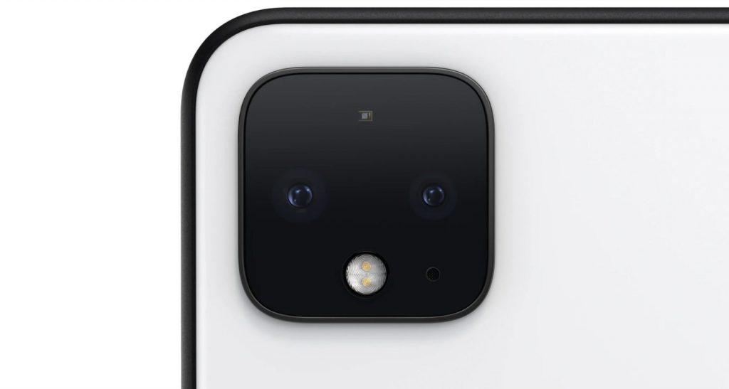 Google-Pixel 4 fotocamera