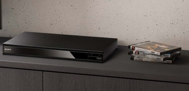 Lettore UHD universale Sony UBP-X800M2 – La recensione