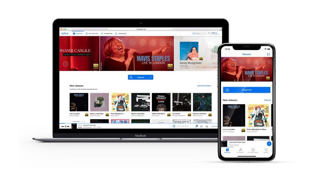 Qobuz: audio 3D, Amazon Music HD e novità per quest'anno