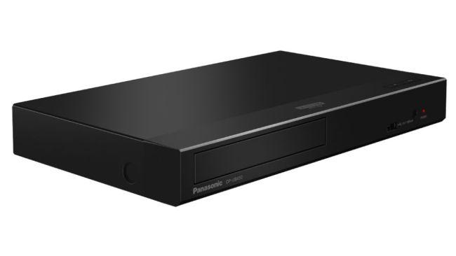 Lettore UHD Panasonic DP-UB450 – La recensione