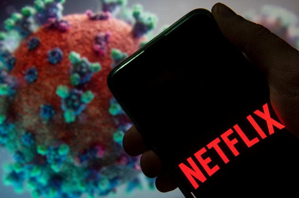Coronavirus: Netflix taglia il bit-rate e YouTube abbassa la risoluzione