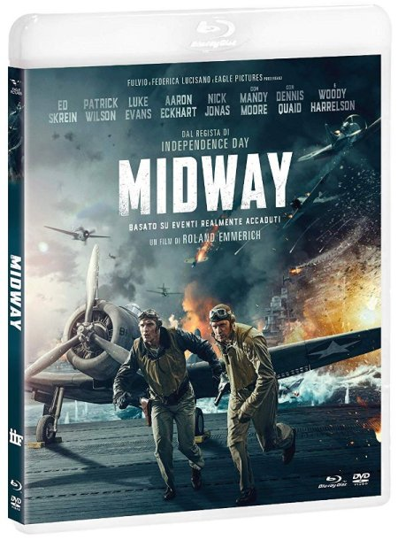 Midway, uscita posticipata causa Coronavirus