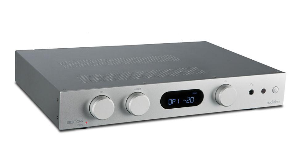Audiolab 6000A Play: l'ampli-streamer che promette di fare tutto