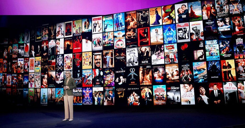 HBO Max: ecco gli oltre 600 film che ci saranno al day one