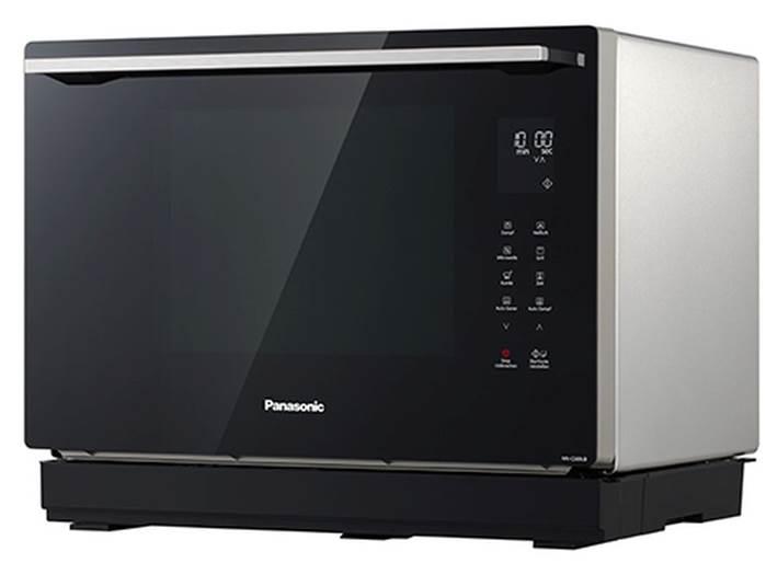 Panasonic CS88: il forno microonde amante del vapore