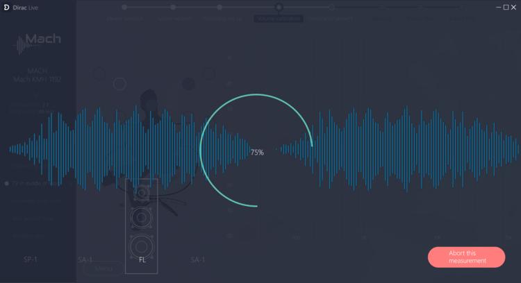 Dirac Live: ottenere il meglio dal vostro sistema audio