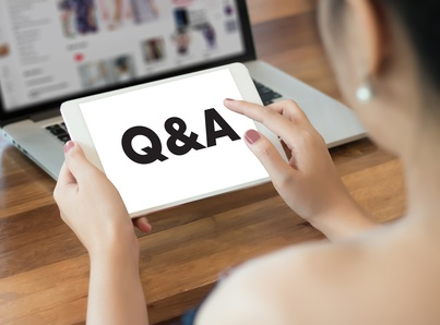Q&A (Questions and Answers) Business Team