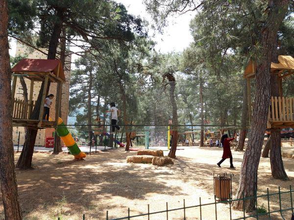 منتزه غابة اتاتورك بورصة Atatürk Ormanı