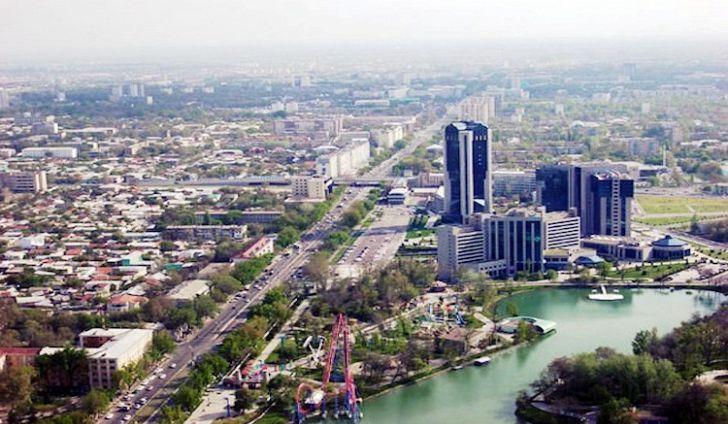 """بحيرة تشارواك طشقند """"السياحة في اوزباكستان"""" السفر اشهر مدن"""