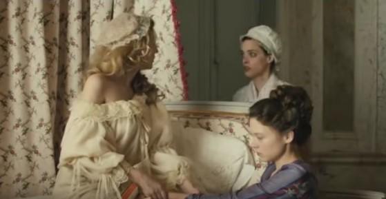 فيلم الدراما و الرومانسية الفرنسي Farewell, My Queen