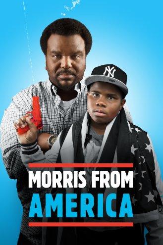 فيلم الكوميديا الرهيب Morris From America