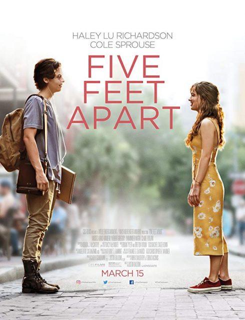 فيلم Five-Feet-Apart-2019