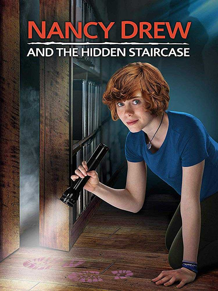 فيلم Nancy Drew and the Hidden Staircase 2019
