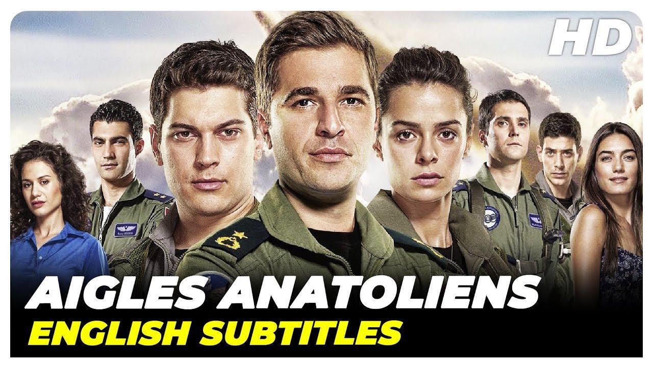 Aigles Anatoliens | Turkish  Movie English Subtitles (Turkish Movie)