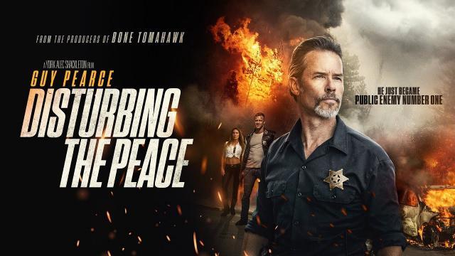 فيلم الاكشن والمغامرة Disturbing the Peace 2020 مترجم للعربية