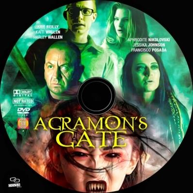 فيلم الرعب والغموض والإثارة Agramon's Gate 2020 مترجم عربي