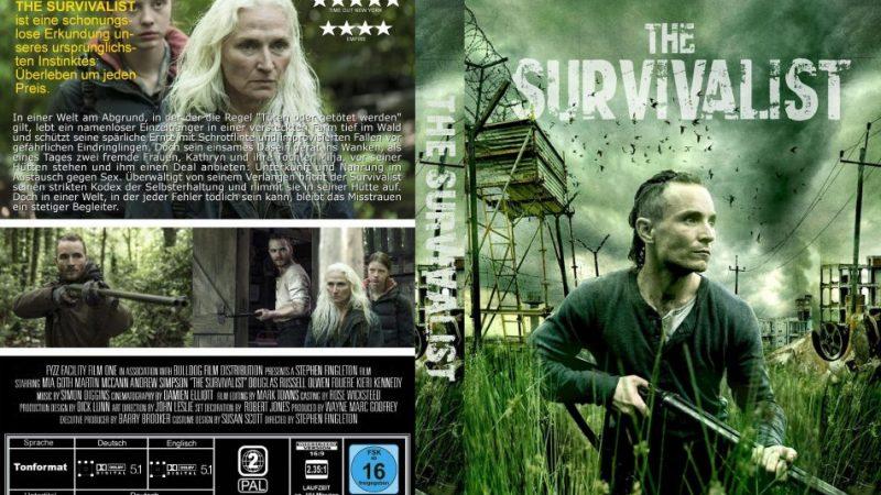 فيلم الدراما والخيال The Survivalist (2015) مترجم عربي كامل