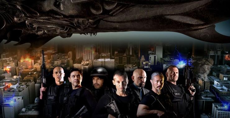 فيلم الاكشن Attack of the Unknown (2020) مترجم اون لاين