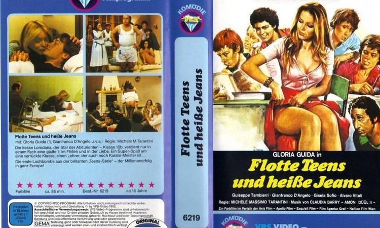 فيلم إيطالي The Teasers (1975) مترجم للكبار فقط