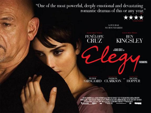 فيلم الرومانسية والدراما Elegy (2008) مترجم كامل
