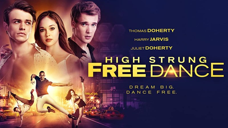 فيلم الرومانسية High Strung Free Dance (2018) مترجم