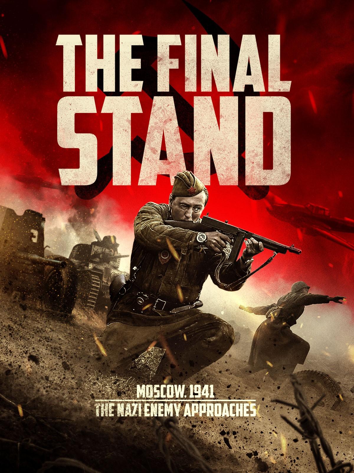 فيلم الاكشن والحرب The Last Frontier (2020) مترجم