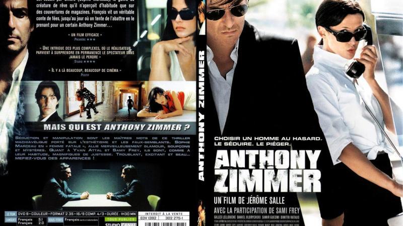 فيلم الرومانسية والجريمة Anthony Zimmer (2005) مترجم