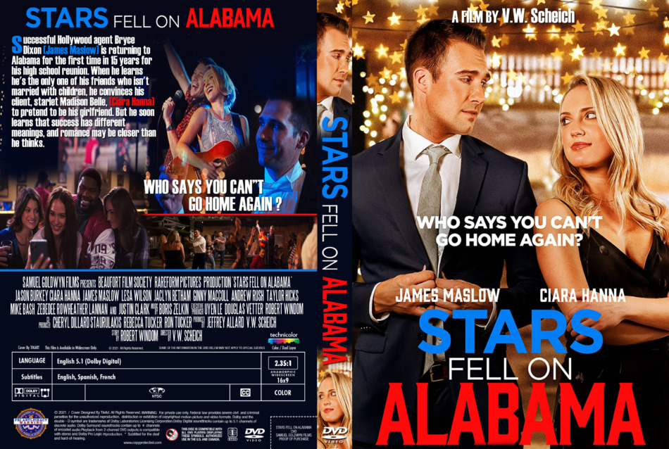 فيلم الرومانسية Stars Fell on Alabama 2021 مترجم