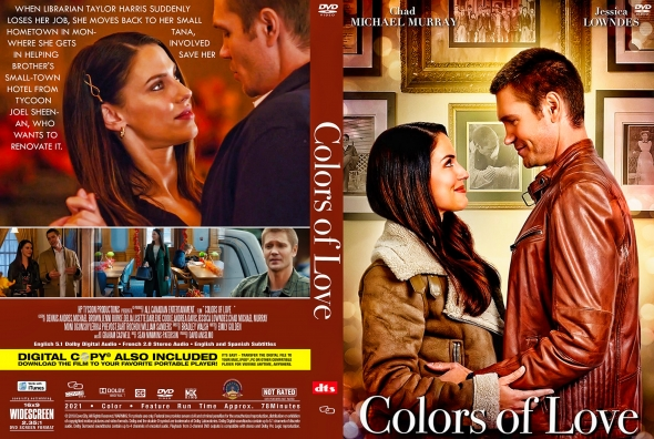 فيلم رومنسي Colors of Love 2021 مترجم