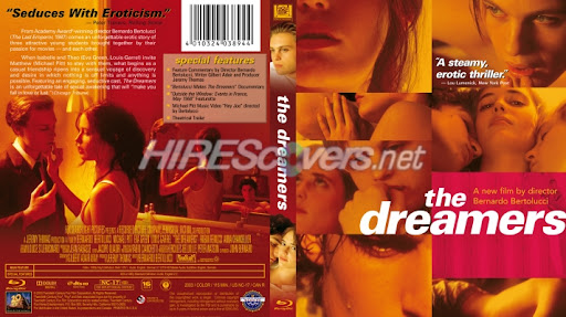 فيلم فرنسي رومانسي The Dreamers 2003 للكبار فقط