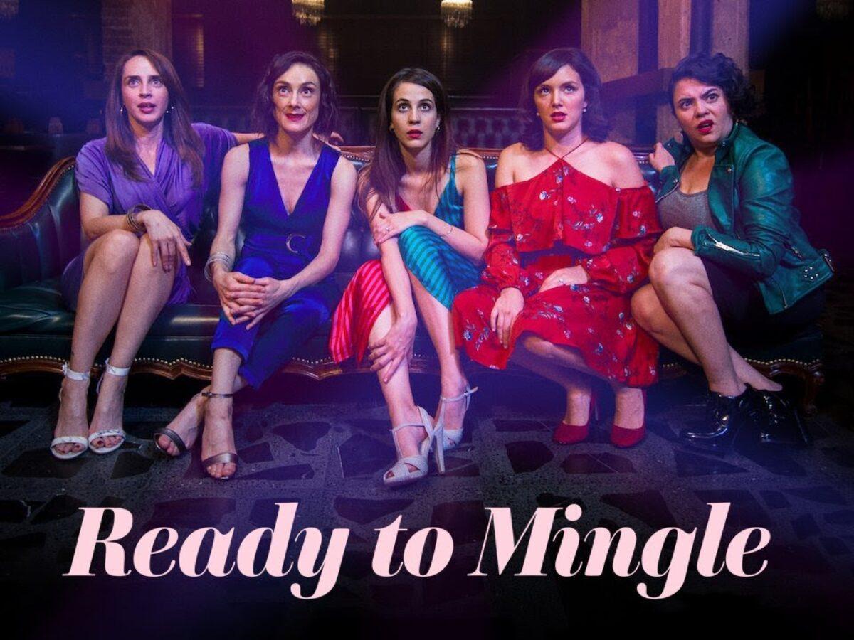 فيلم الكوميدي الرومانسي Ready to Mingle مترجم كامل