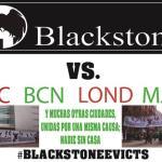 La PAH intensifica su pulso contra el fondo buitre Blackstone junto a colectivos de Nueva York y Londres