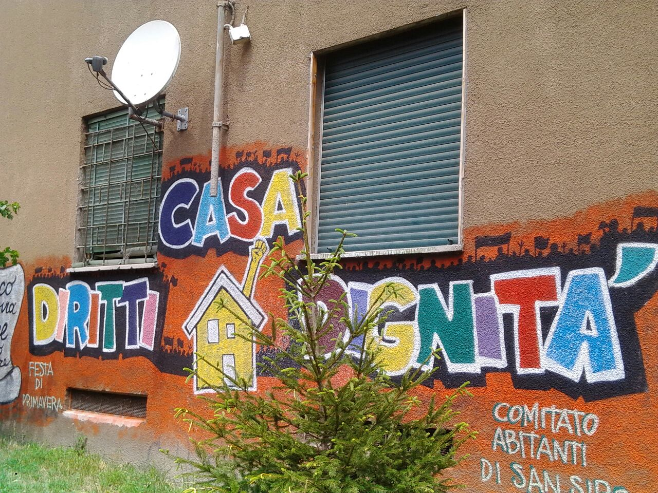 Meeting on alternative practices – Mutual Aid in Milan – 12, 13, and 14 of June 2015.