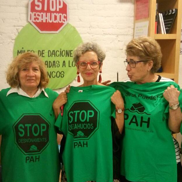 La antigua relatora de vivienda de la ONU da su apoyo a la Ley Vivienda PAH