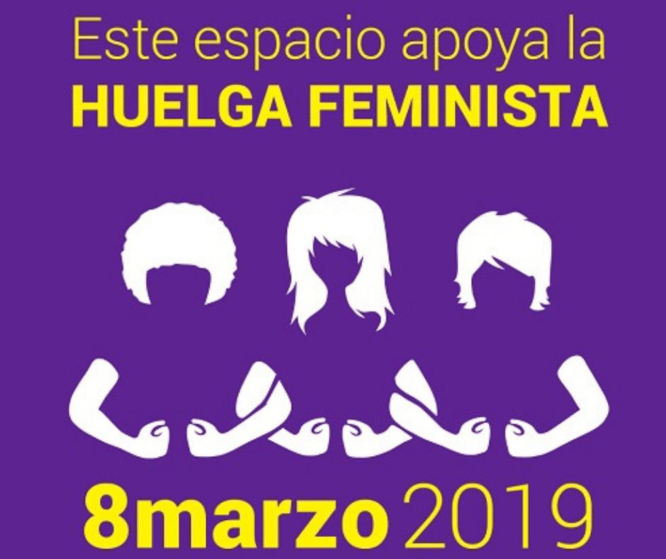 MANIFIESTO COMISIÓN FEMINISTA 8 DE MARZO