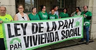 Lee más sobre el artículo Valoraciones de la PAH sobre el acuerdo de Gobierno de PSOE y Unidas Podemos sobre la Ley de Vivienda