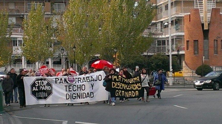 Semana Movilizaciones - Stop Desahucios Granada 15m10
