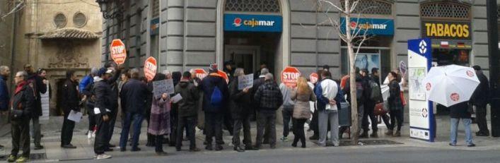 Cajamar. Stop Desahucios