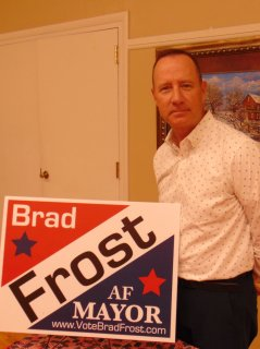 Brad Frost - American Fork election