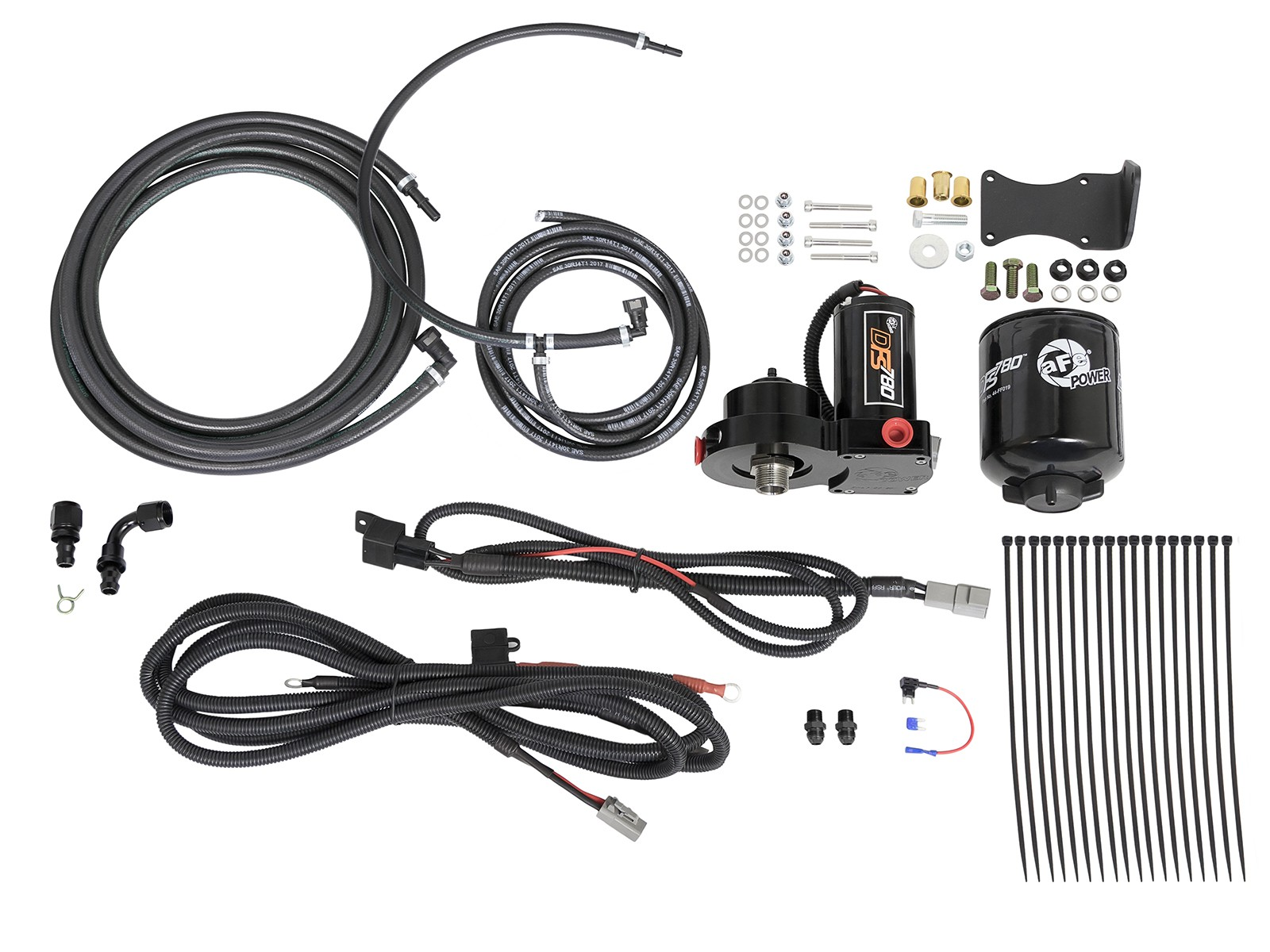 Afe Power 42 Dfs780 Pro Fuel System