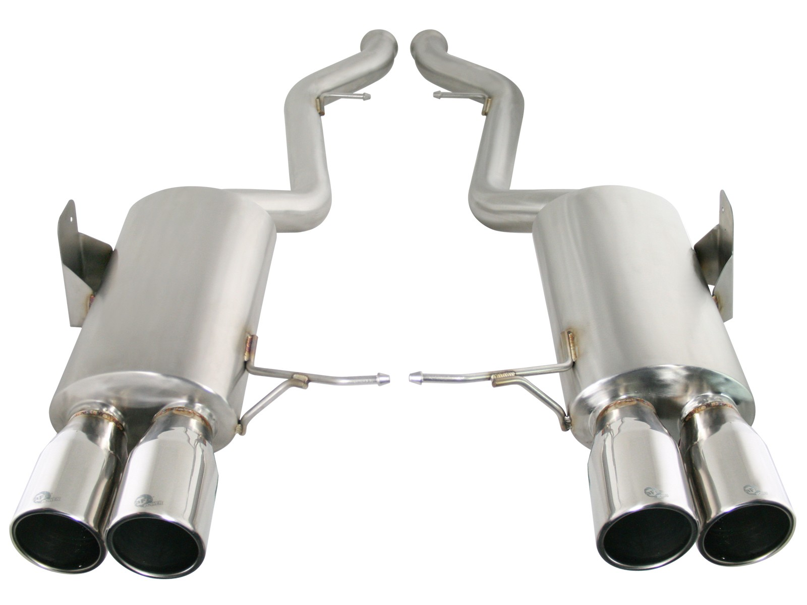 mach force xp 2 1 2 304 stainless steel cat back exhaust system