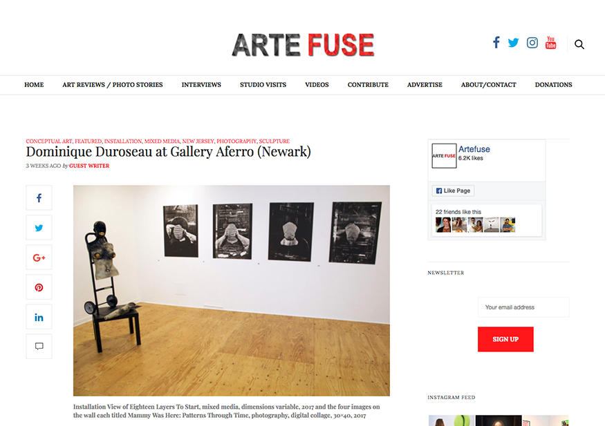 Duroseau Artefuse Article Small