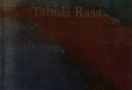 "Aferro Publication No. 9, ""Tabula Rasa"""