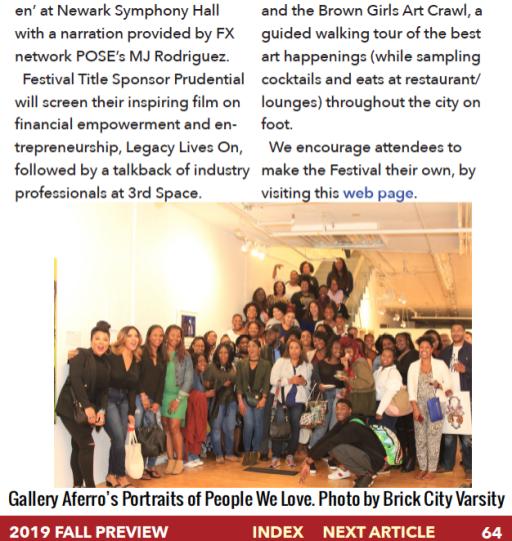 BGAC photo at Gallery Aferro