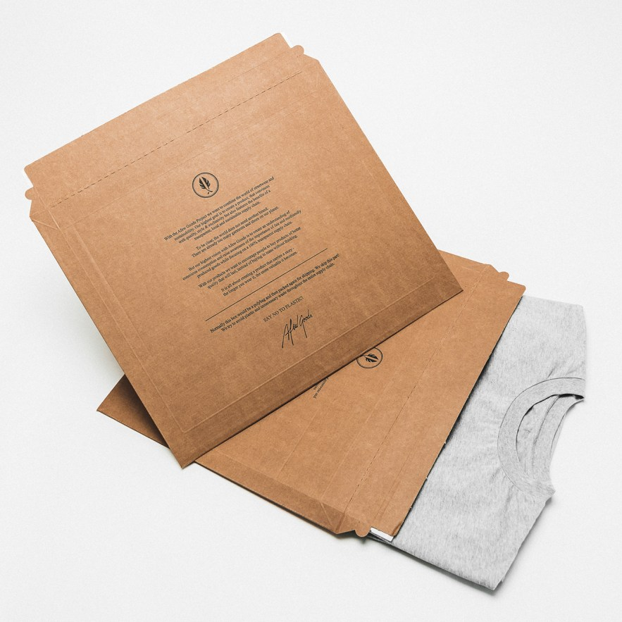 Afew Goods - Packaging