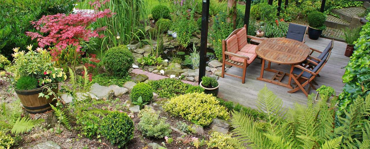 Beautify your Patio
