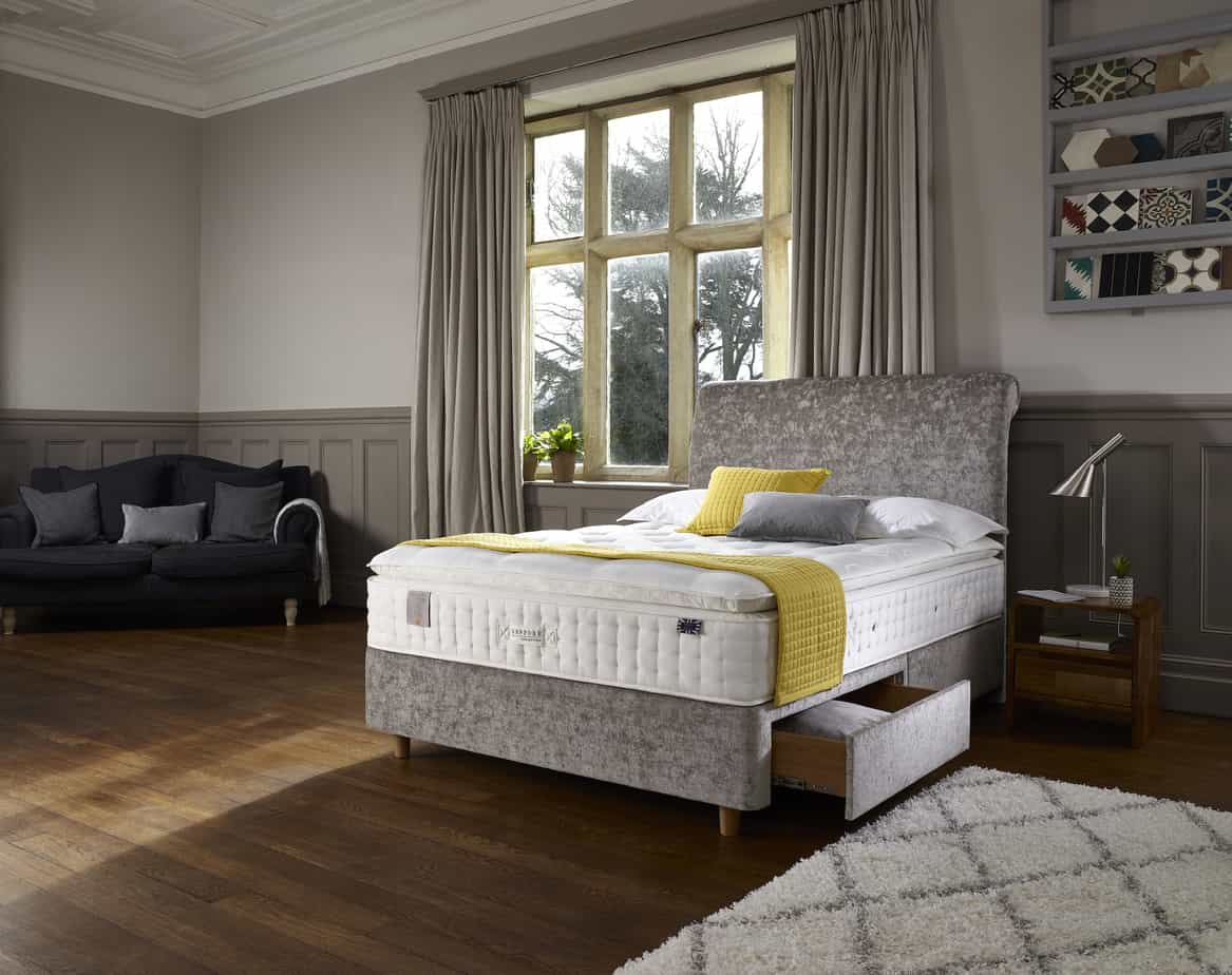 Bensons for Beds Beautiful Bespoke Collection
