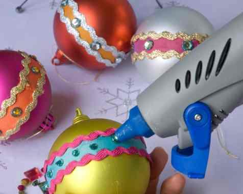 Dremel Christmas Bauble Step 3
