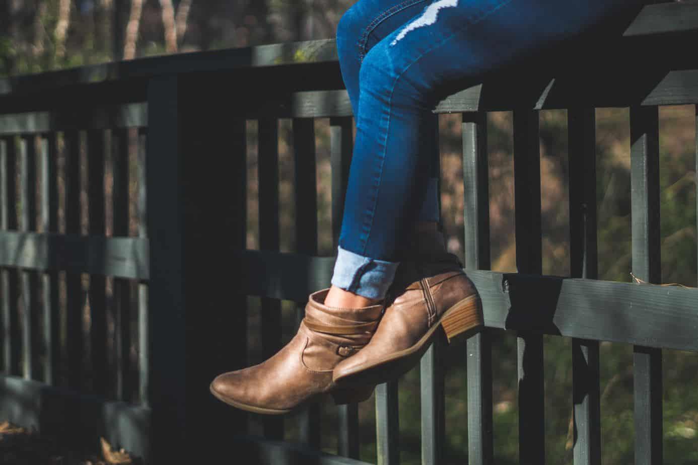 Women's winter wardrobe essentials - Ankle boots