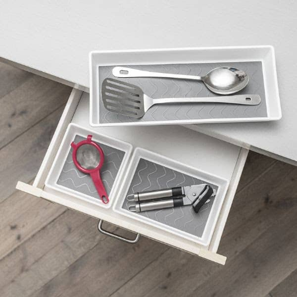 How to organise your kitchen drawers